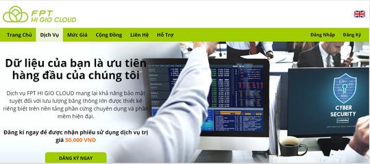 Dịch vụ điện toán đám mây mới sẽ hỗ trợ tốt cho các DN khởi nghiệp của Việt Nam.
