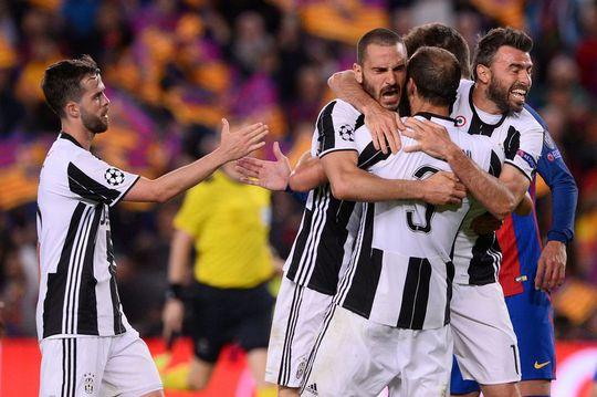 Đánh bại Barca, Juvenutus trở thành ứng cử viên số 1 cho chức vô địch Champions League mùa này