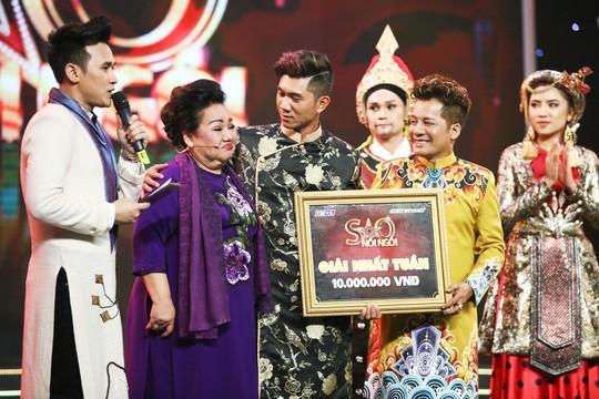 Lương Bằng Quang thắng nhất tuần, trao hết tiền thưởng cho Mai Xuân Thy - Ảnh 4.
