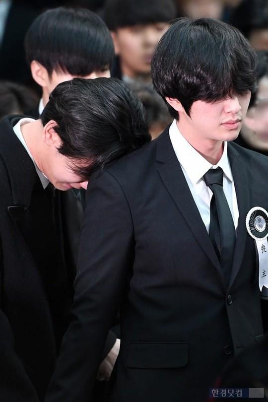 Kênh Mỹ vội xin lỗi vì nhầm lẫn tin sao Hàn tự tử - Ảnh 11.