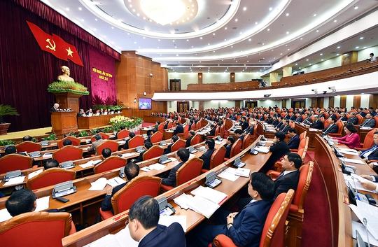 Thủ tướng điều hành ngày làm việc thứ 2 Hội nghị Trung ương 6 - Ảnh 1.