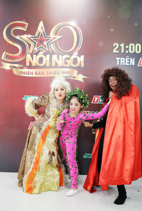 Cô Cám Bào Ngư tái hiện Bống bống bang bang phiên bản nhí siêu đáng yêu - Ảnh 3.