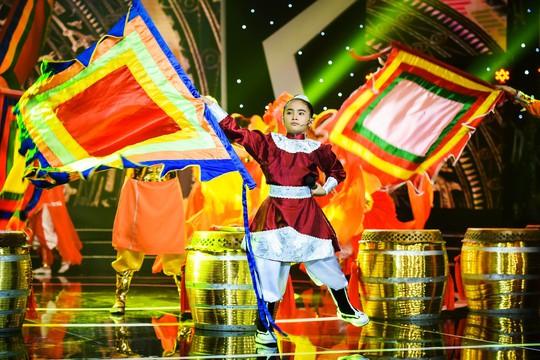 Khánh Nhi lần đầu ẵm giải nhất tuần với tuồng cổ Anh hùng dân tộc - Ảnh 1.