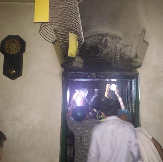 Bà hỏaviếng thăm Di tích văn hóa Hội quán Phước Kiến Phố cổ Hội An - Ảnh 1.