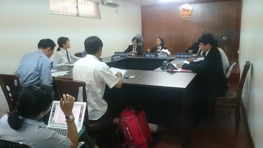 Bị đơn kháng cáo bản án đối với công ty gia đình bầu Kiên - Ảnh 1.