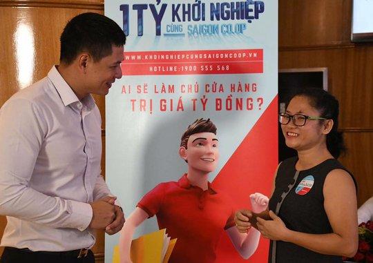 """Dàn thí sinh đa dạng trong """"1 tỉ khởi nghiệp cùng Saigon Co.op"""" - Ảnh 2."""