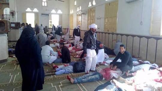Thảm sát kinh hoàng tại đền thờ Hồi giáo, 235 người thiệt mạng - Ảnh 2.