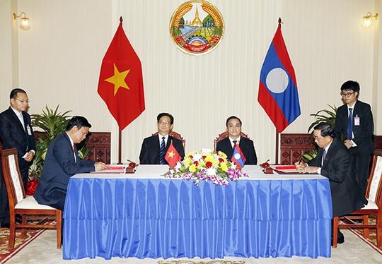 Thi tìm hiểu quan hệ hữu nghị Việt Nam - Lào - Ảnh 1.