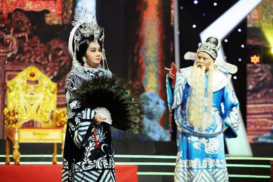 Nghệ sĩ Châu Thanh đứng tim khi nghe con gái hát cải lương - Ảnh 1.
