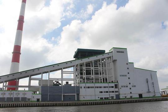 Nhà máy giấy Lee&Man