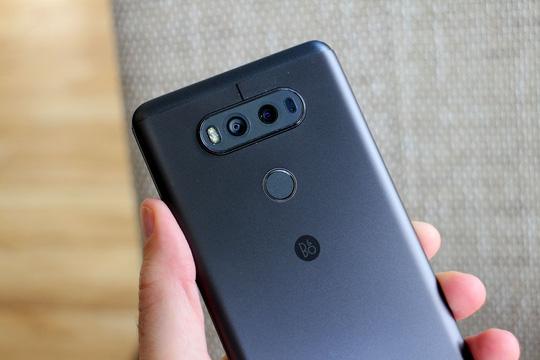 LG V30 rò rỉ, smartphone 2 màn hình, 4 camera - Ảnh 4.