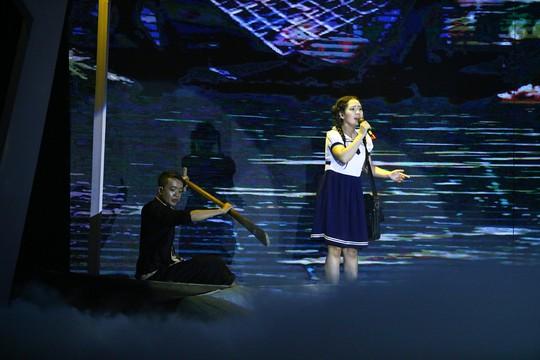 Cảnh đời đau lòng của cô gái đi lùi trong Sao Nối Ngôi - Ảnh 8.