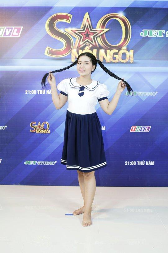 Lê Nguyễn Trường Giang áp lực khi diễn Kim Đồng trước thầy Bạch Long - Ảnh 5.