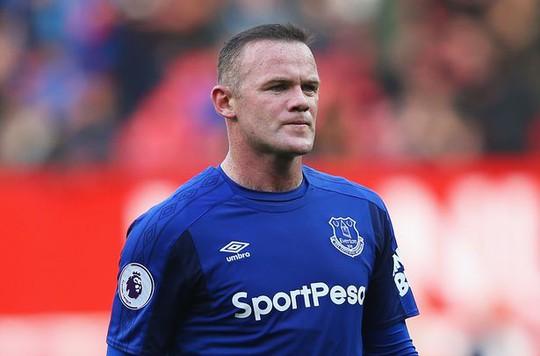 Ngày về đáng quên của Rooney - Ảnh 1.