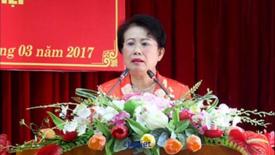 Nóng vụ cử tri phản đối tư cách của bà Phan Thị Mỹ Thanh - Ảnh 1.