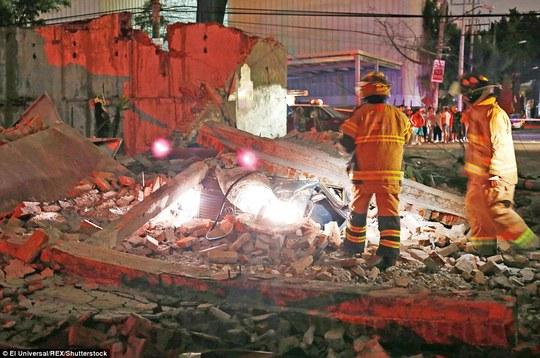 Động đất cấp độ 8 gần Mexico, cảnh báo sóng thần 8 nước - Ảnh 8.