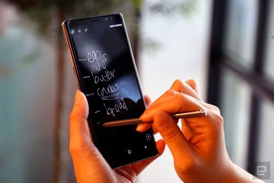 Samsung ra mắt Galaxy Note 8 cạnh tranh iPhone 8 - Ảnh 4.