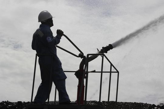 3 tỉnh, thành diễn tập chữa cháy tại Nhiệt điện Phú Mỹ - Ảnh 6.