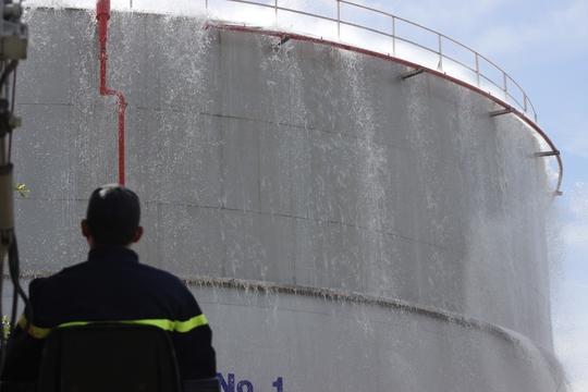 3 tỉnh, thành diễn tập chữa cháy tại Nhiệt điện Phú Mỹ - Ảnh 11.