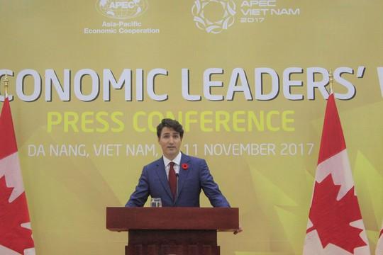Thủ tướng Canada bất ngờ mở lời về TPP tại Đà Nẵng - Ảnh 1.