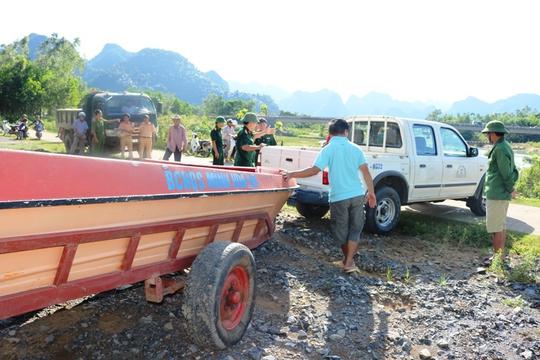 Một ngày 3 học sinh Quảng Bình đuối nước - Ảnh 1.