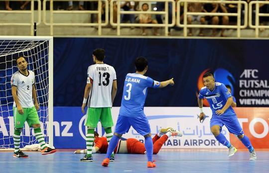 Thái Sơn Nam xuất sắc vào bán kết châu Á - Ảnh 1.