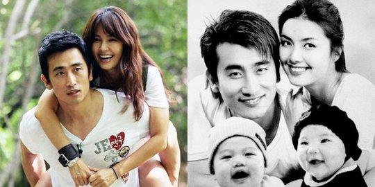Những cặp đôi phim giả tình thật nổi tiếng Hàn Quốc - Ảnh 3.