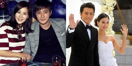Những cặp đôi phim giả tình thật nổi tiếng Hàn Quốc - Ảnh 1.