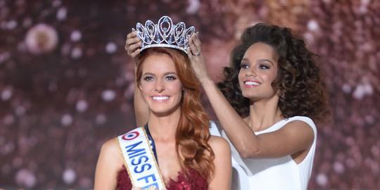 Cận cảnh nhan sắc tân Hoa hậu Pháp - Ảnh 5.