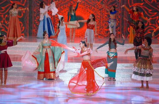 Đỗ Mỹ Linh vào thẳng tốp 40 Hoa hậu Thế giới 2017 - Ảnh 3.