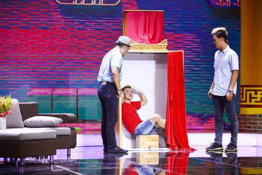 Chuẩn Đam Mê chào sân Làng Hài Mở Hội bằng giải nhất tuần - Ảnh 5.