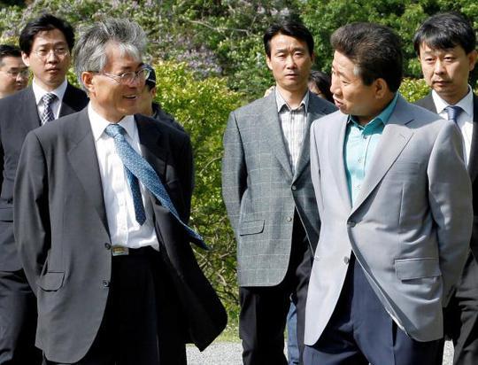 Vòng tròn định mệnh của tân tổng thống Hàn Quốc - Ảnh 9.