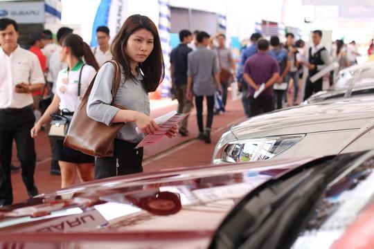 Cuộc chiến giảm giá ô tô chưa có điểm dừng - Ảnh 2.