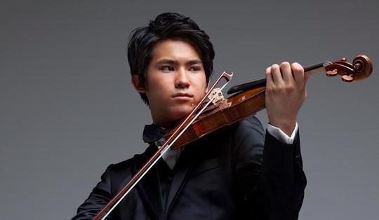 Tài năng violon Nhật Bản biểu diễn tại Nhà hát Lớn Hà Nội - Ảnh 1.