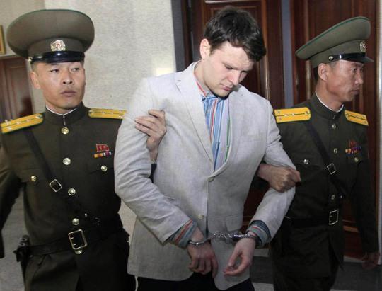 Du khách Mỹ bị bẫy ở Triều Tiên? - Ảnh 1.