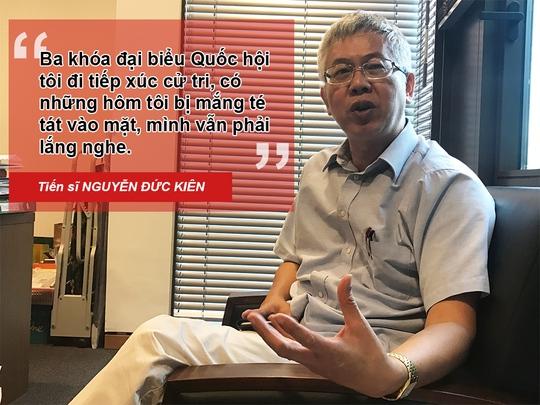 Ông Nguyễn Đức Kiên: BOT tốt, doanh nghiệp vận tải chơi xấu - Ảnh 2.
