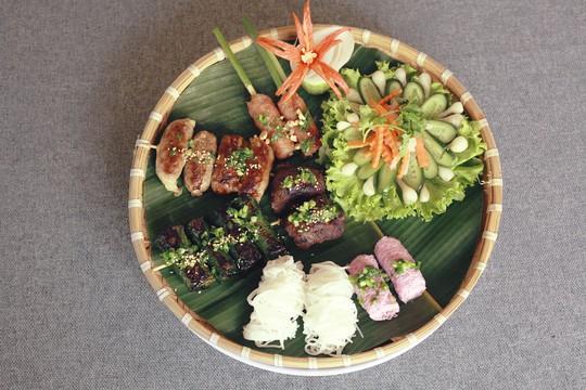 Món mới tháng 12 từ khách sạn Rex: Khám phá ẩm thực Sài Gòn - Ảnh 5.