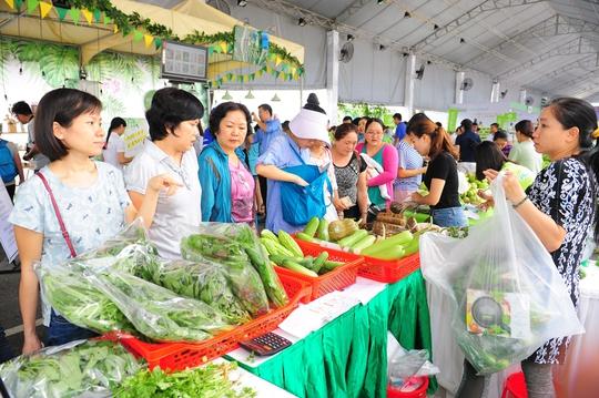 Ngày hội Nông trại xanh Phú Mỹ Hưng lần 2-2017 - Ảnh 2.