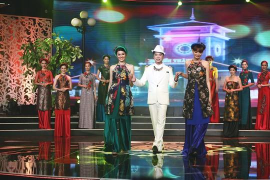 Ngắm bộ sưu tập áo dài tuyệt đẹp mang tên Cô Ba Sài Gòn của NTK Minh Châu - Ảnh 2.