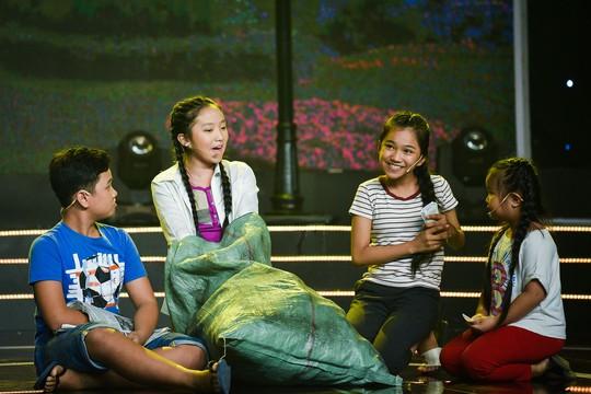Tiết mục Tình cha khiến Ốc Thanh Vân nghẹn ngào - Ảnh 3.