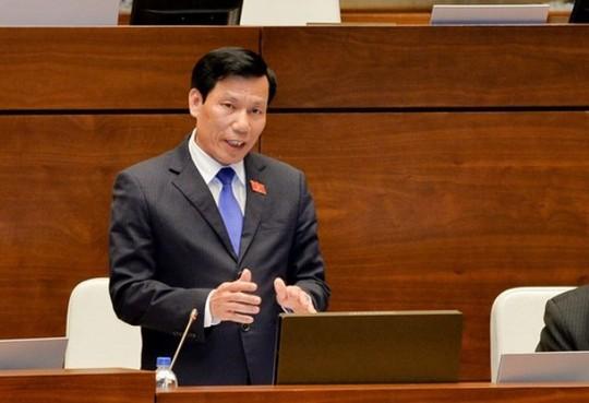 Bộ trưởng Nguyễn Thị Kim Tiến đăng đàn trả lời chất vấn - Ảnh 5.