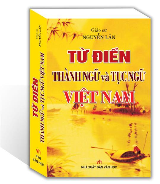 Việc chỉ ra hàng ngàn lỗi trong từ điển của GS Nguyễn Lân: Cần được xem xét nghiêm túc! - Ảnh 2.
