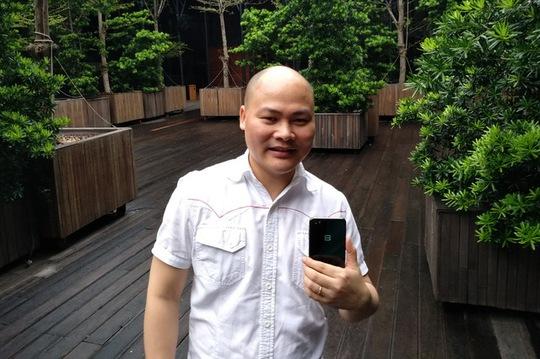 CEO Nguyễn Tử Quảng: Đã đầu tư 500 tỉ đồng cho Bphone - Ảnh 1.