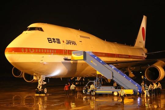 APEC 2017: Thủ tướng Nhật đến Đà Nẵng lúc 21 giờ - Ảnh 9.