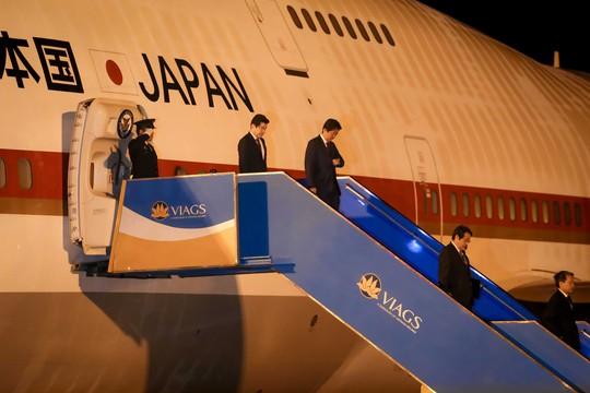 APEC 2017: Thủ tướng Nhật đến Đà Nẵng lúc 21 giờ - Ảnh 10.