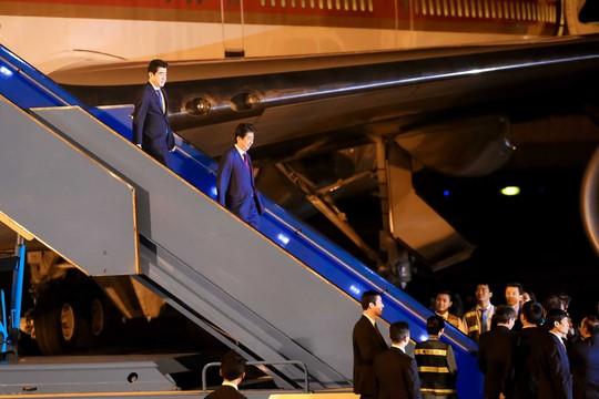 APEC 2017: Thủ tướng Nhật đến Đà Nẵng lúc 21 giờ - Ảnh 11.