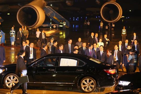 APEC 2017: Thủ tướng Nhật đến Đà Nẵng lúc 21 giờ - Ảnh 14.