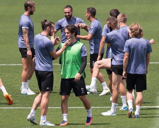 Chung kết Champions League: Bale chưa sẵn sàng, Ronaldo tự tin vô địch - Ảnh 3.