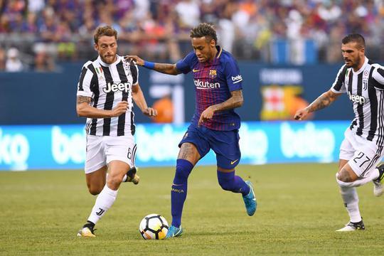 Neymar tỏa sáng, Barcelona thắng nhẹ Juve - Ảnh 2.