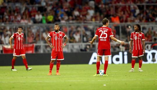 Audi Cup: Bayern thua trắng, Atletico vô địch - Ảnh 1.